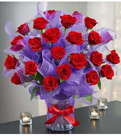 Valentine Passion™ Premium Long-Stem Roses