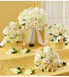 Bridal Party Personal Package–White