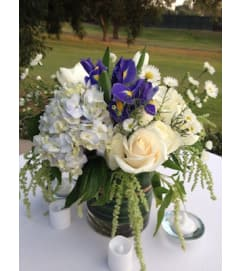 Bountiful Baby Boy Bouquet