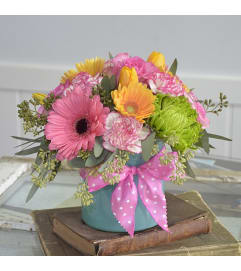 Sweet Gerbera Bouquet