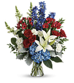 Teleflora's Colorful Tribute