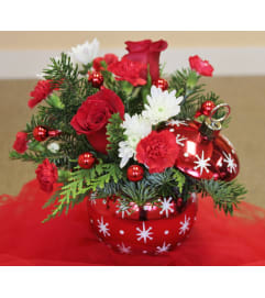 Starry Ornament Bouquet
