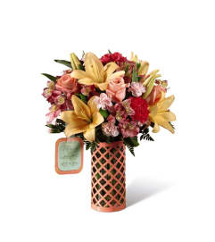 The FTD® Peace, Comfort and Hope™ Bouquet by Hallmark