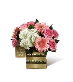 The FTD® Love Bouquet by Hallmark