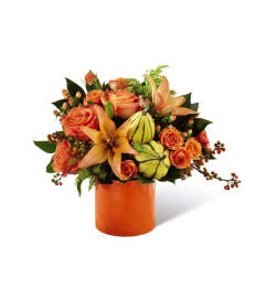 The FTD® Vibrant Views™ Bouquet for Autumn
