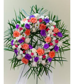Love and Devotion Wreath