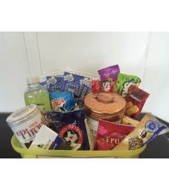 The Everyday Snack Basket