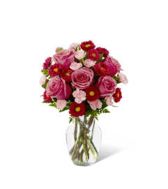 The Precious Heart™ Bouquet by FTD®