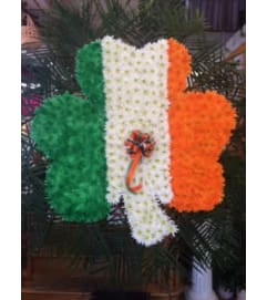 Irish Flag Clover