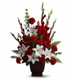 Tender Tribute Arrangement