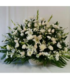 White Floral Bouquet #2