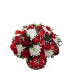The FTD® Season's Greetings™ Bouquet 2016