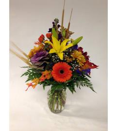 Very Thankful Vase
