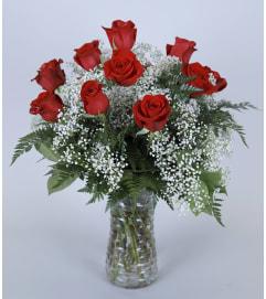 Lee's Dozen Rose Vase