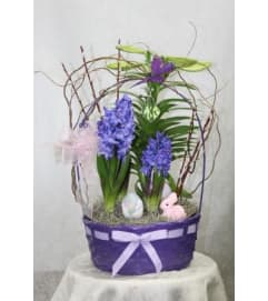 Easter Planter Basket