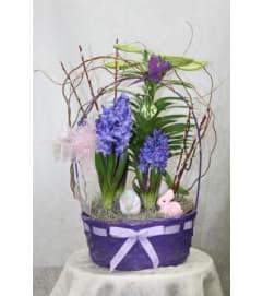 Easter Planter Basket