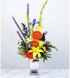 Carousel Flower