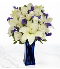 More Than Blue Bouquet