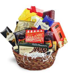 Gift baskets osborne florist winnipeg mb florist snack attack negle Image collections