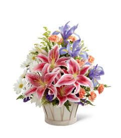 Hillcrest florist free flower delivery in richmond hill on the ftd wondrous nature bouquet mightylinksfo