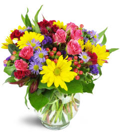 Free flower delivery in riverside by your local florist joyful thanks mightylinksfo