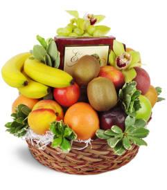 Fruit and Treats
