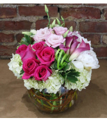 Custom designed flowers amp gifts staten island ny florist velvety blush negle Image collections