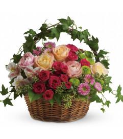 Basket of Posies