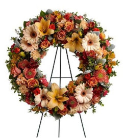 Wreath of Sweet Remembrance