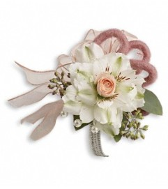 Glamour Flower Corsage   Call for $10 DISCOUNT FOR PICK
