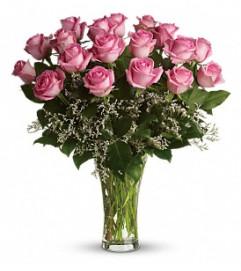 Make Me Blush - Pink Roses