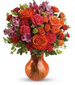Teleflora's Fancy Free Bouquet