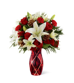 The FTD® Holiday Celebrations® Bouquet 2014