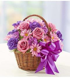 Basket of Blooms™