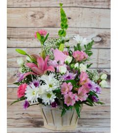 Merritt Florist Pretty in Pinks