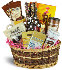Chocolate Lovers Basket™