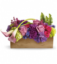 Teleflora's Ticket to Paradise
