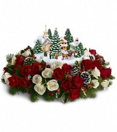 Thomas Kinkade's Old Fashioned Christmas
