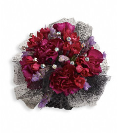 Red Carpet Romance Corsage