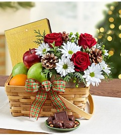 Bountiful Basket™ for Christmas
