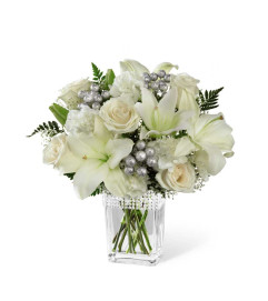 The FTD® Intriguing Grace™ Bouquet
