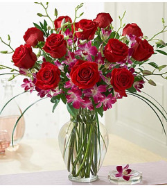 Sophisticated Splendor™ with Roses