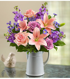 Make Her Day Bouquet™ in a Pitcher