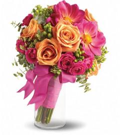 Passionate Embrace Bouquet