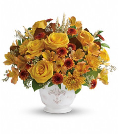 Teleflora's Country Splendor Bouquet