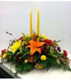 Merritts Classic Thanksgiving Centerpiec