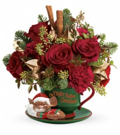 Teleflora's Send a Hug™ Night Before Christmas