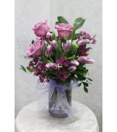 Lavender Spring Love