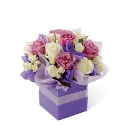 The FTD® Pure Romance™ Rose Bouquet