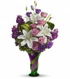Teleflora's Indulge Her Bouquet